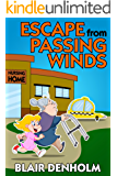 Escape from Passing Winds: A Catherine Brewer Adventure Story