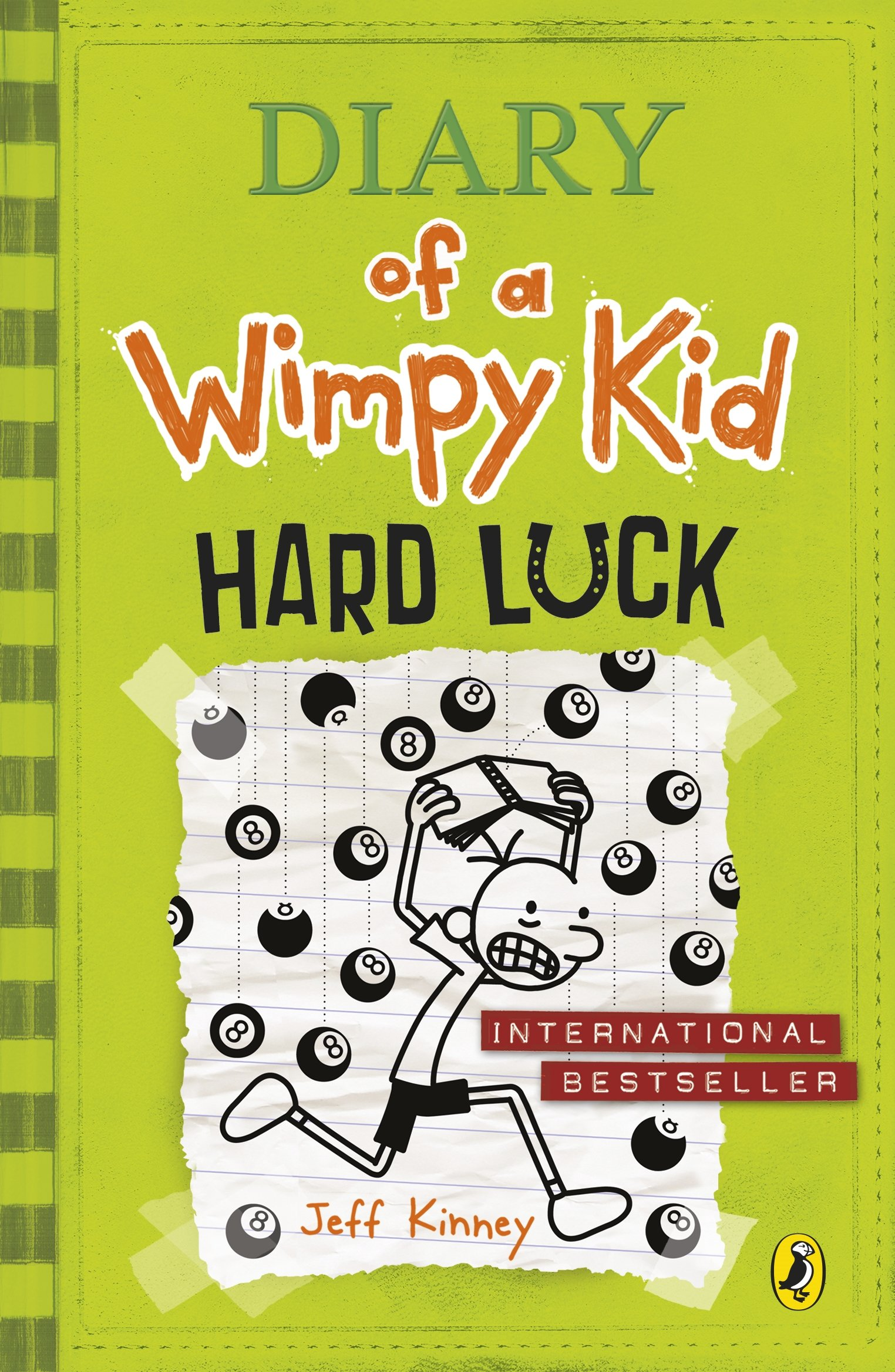 Diary of a Wimpy Kid book 8: Hard Luck (2015)