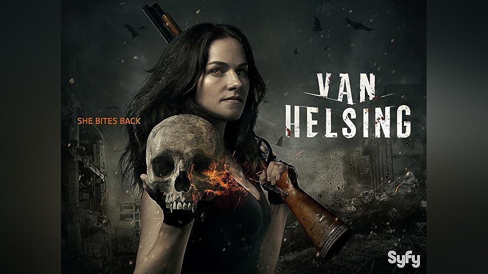 VAN HELSING - SEASON 1 [OV]