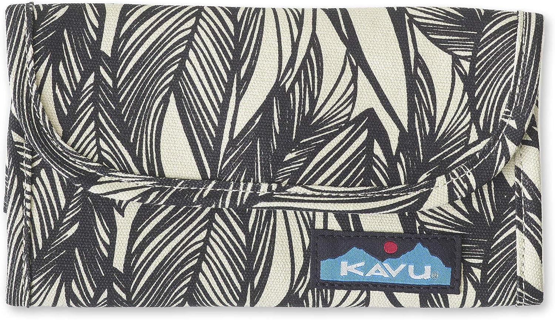 KAVU Big Spender Tri-fold Wallet Travel Clutch