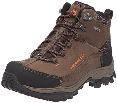 8648b82468f Merrell Norsehund Omega Mid Waterproof, Men's High Rise Hiking Shoes