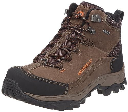 myynti uk online jälleenmyyjä Sells Merrell Norsehund Omega Mid Waterproof, Men's High Rise Hiking Shoes