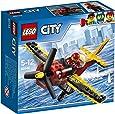 LEGO - 60144 - City - Jeu de construction  - L'avion de Course