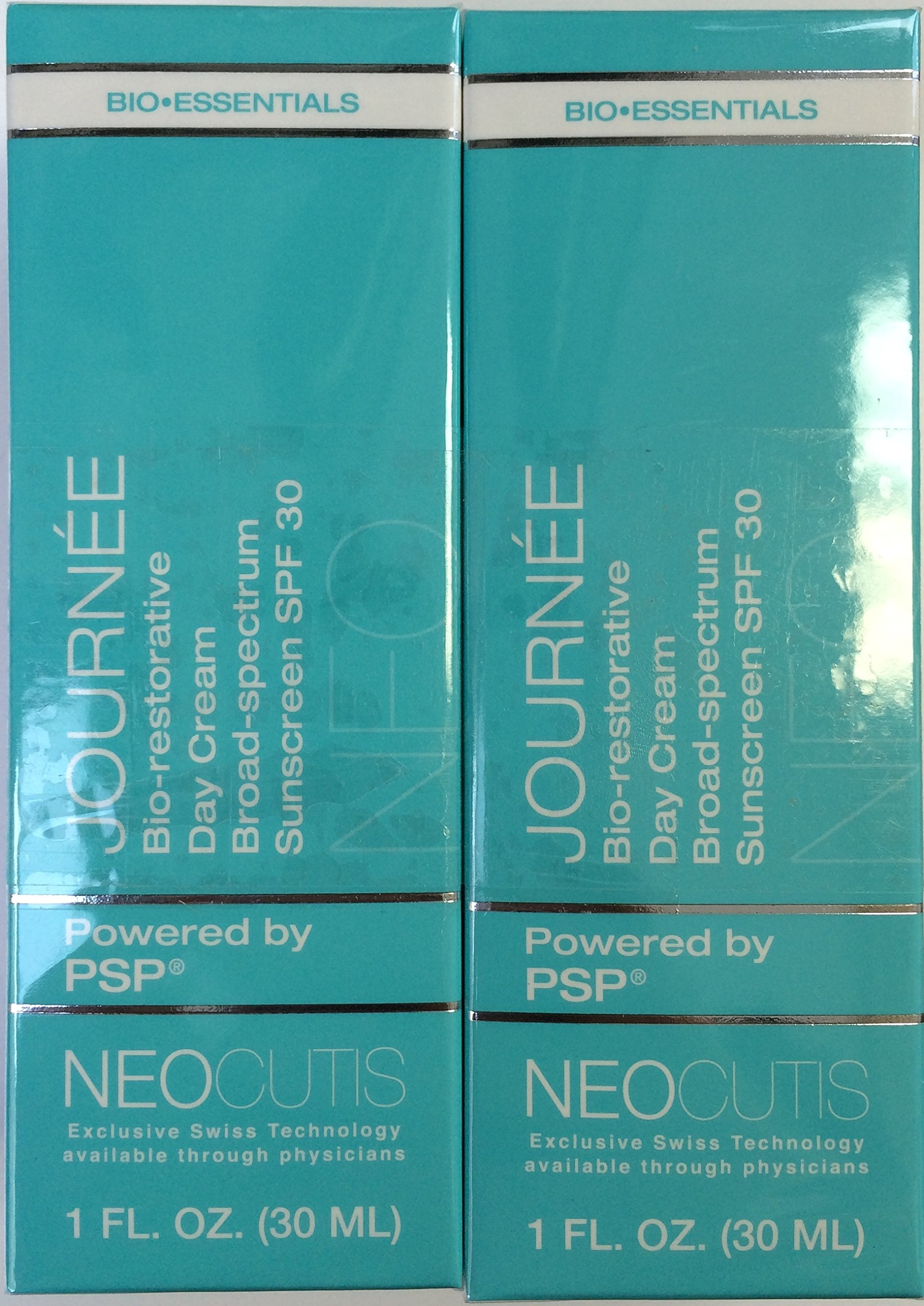 Neocutis Journee Bio-restorative Day Cream with PSP and SPF 30+, 1-Ounce (Pack of 2)