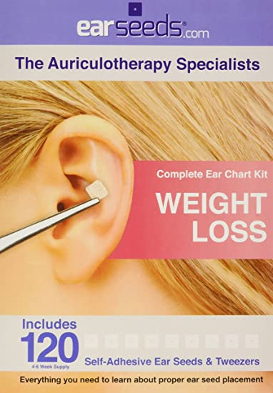 Amazon Com Weight Loss Ear Seed Kit 120 Vaccaria Ear Seeds