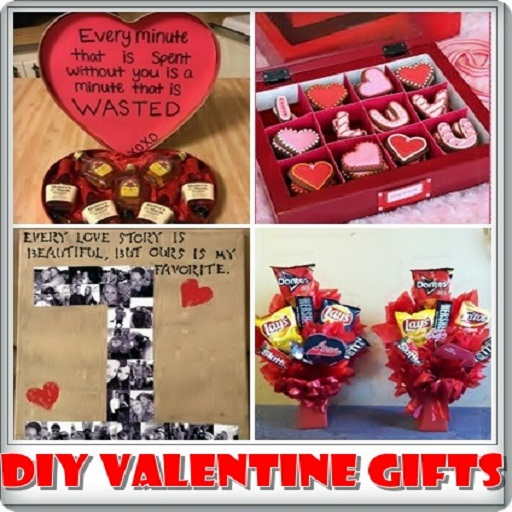 DIY Valentine Gifts -