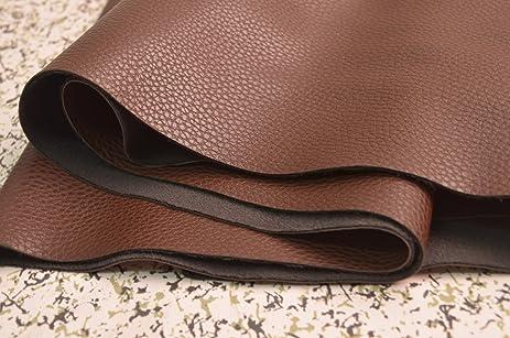 Amazoncom Wento 10mm Dark Brown Leather wearproof Sofa Leather