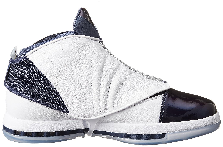 250f1b97cca Amazon.com | AIR Jordan 16 Retro '2016 Release' - 683075-106 | Basketball