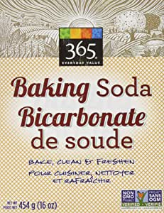 365 Everyday Value Baking Soda, 16 oz