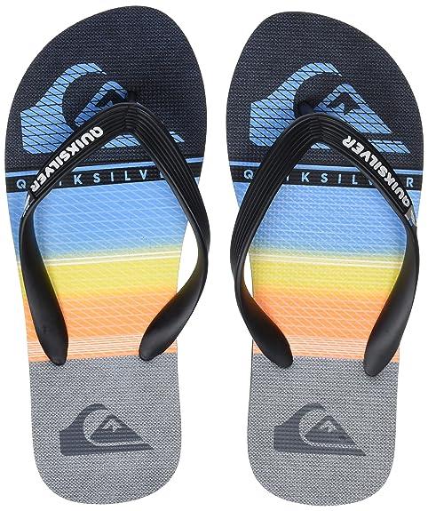 126d7c688f6aff Quiksilver Molokai Highline Slab - Flip-Flops for Boys AQBL100263 ...