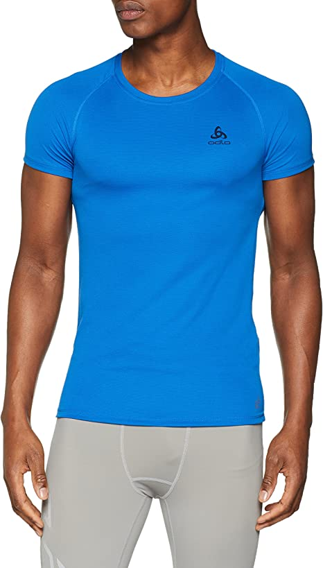 Odlo Herren Suw Top Crew Neck S//S Active F-Dry Light Unterhemd