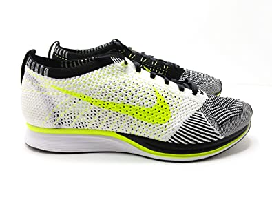 the best attitude 7259e 90e71 Image Unavailable. Image not available for. Colour  nike flyknit racer mens  running trainers ...