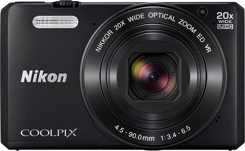 Nikon Coolpix S7000 Digitalkamera 3 Zoll Schwarz Kamera