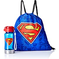 Squeeze 450Ml - Superman, Warner Bros, Multicor