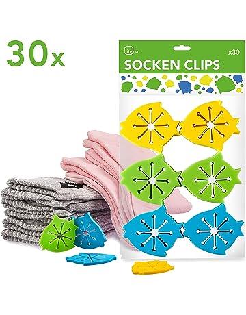 Pinzas para tender la ropa | Amazon.es