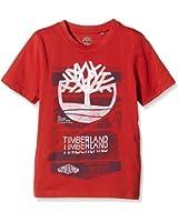 Timberland - Tee-shirt Manches Courtes Garcon, T-shirt Bambino