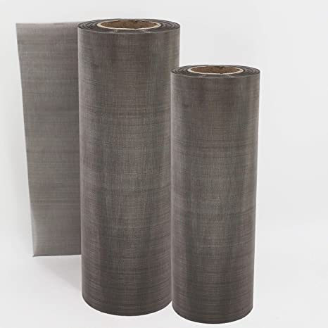 100 cm x 40 cm tejido de acero inoxidable para colador ...