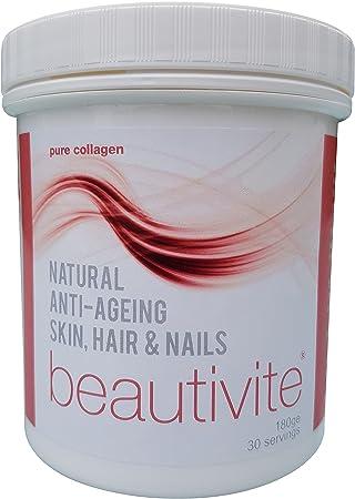 Colágeno 100% puro BeautiVite para piel/cabello y uñas