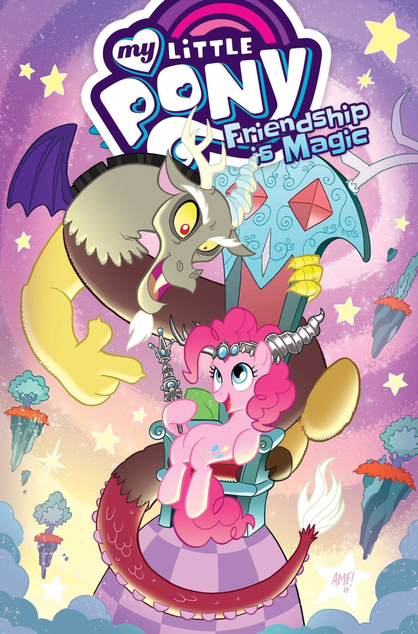 My Little Pony: Friendship is Magic Volume 13