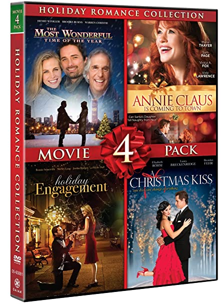 Holiday Romance Collection: 4 Movie Set by Amazon