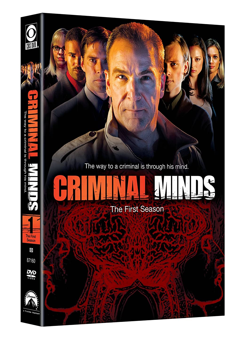 Criminal Minds: The First Season Rachel Nichols Jeanne Tripplehorn Nicholas Brendon Paget Brewster