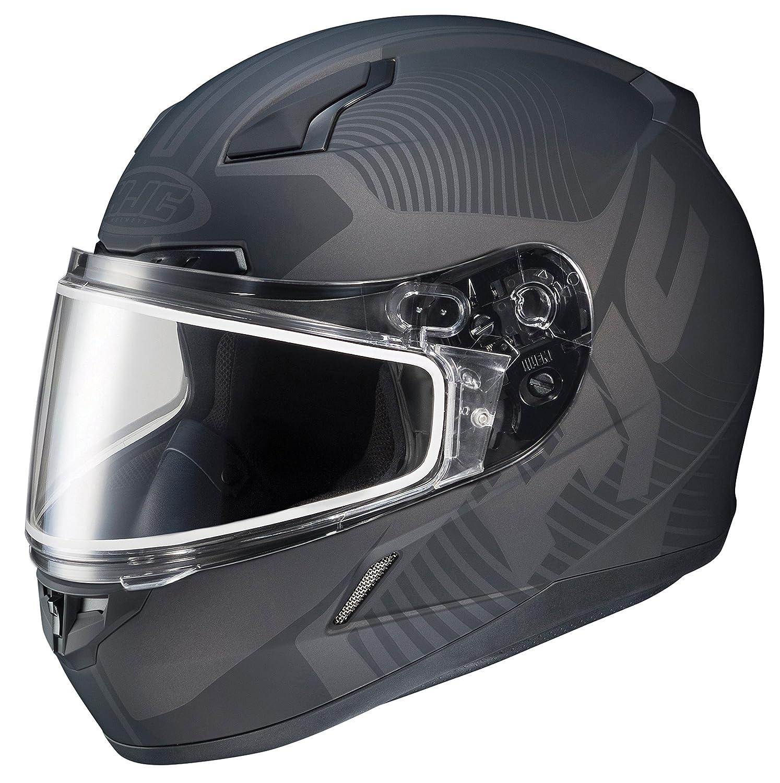 Free Shipping Shark Spartan Dual Black BLK Full Face Motorcycle Helmet