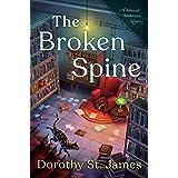 The Broken Spine (A Beloved Bookroom Mystery Book 1)
