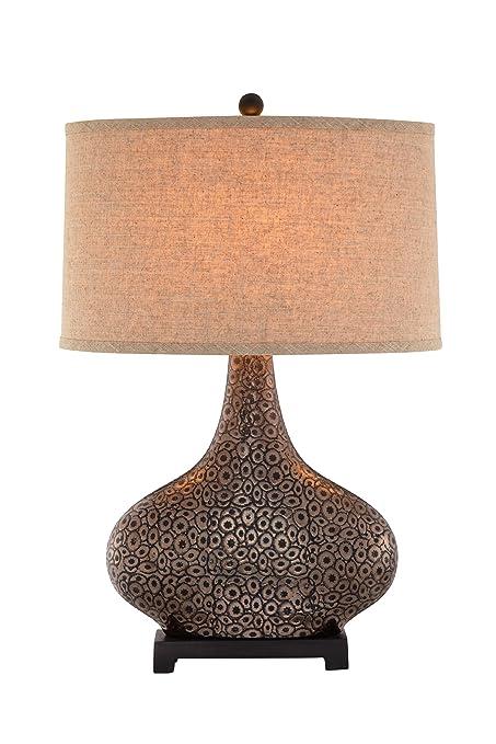 Amazon.com: Illuminada 3-Way 28-inch lámpara de mesa de ...