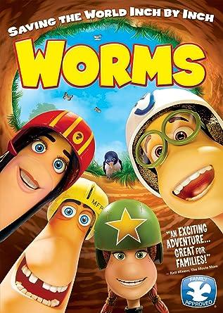 Amazon Com Worms Daniel Boaventura Duda Espinoza Isabella Fiorentino Paolo Conti Arthur Nunes Cine Y Tv