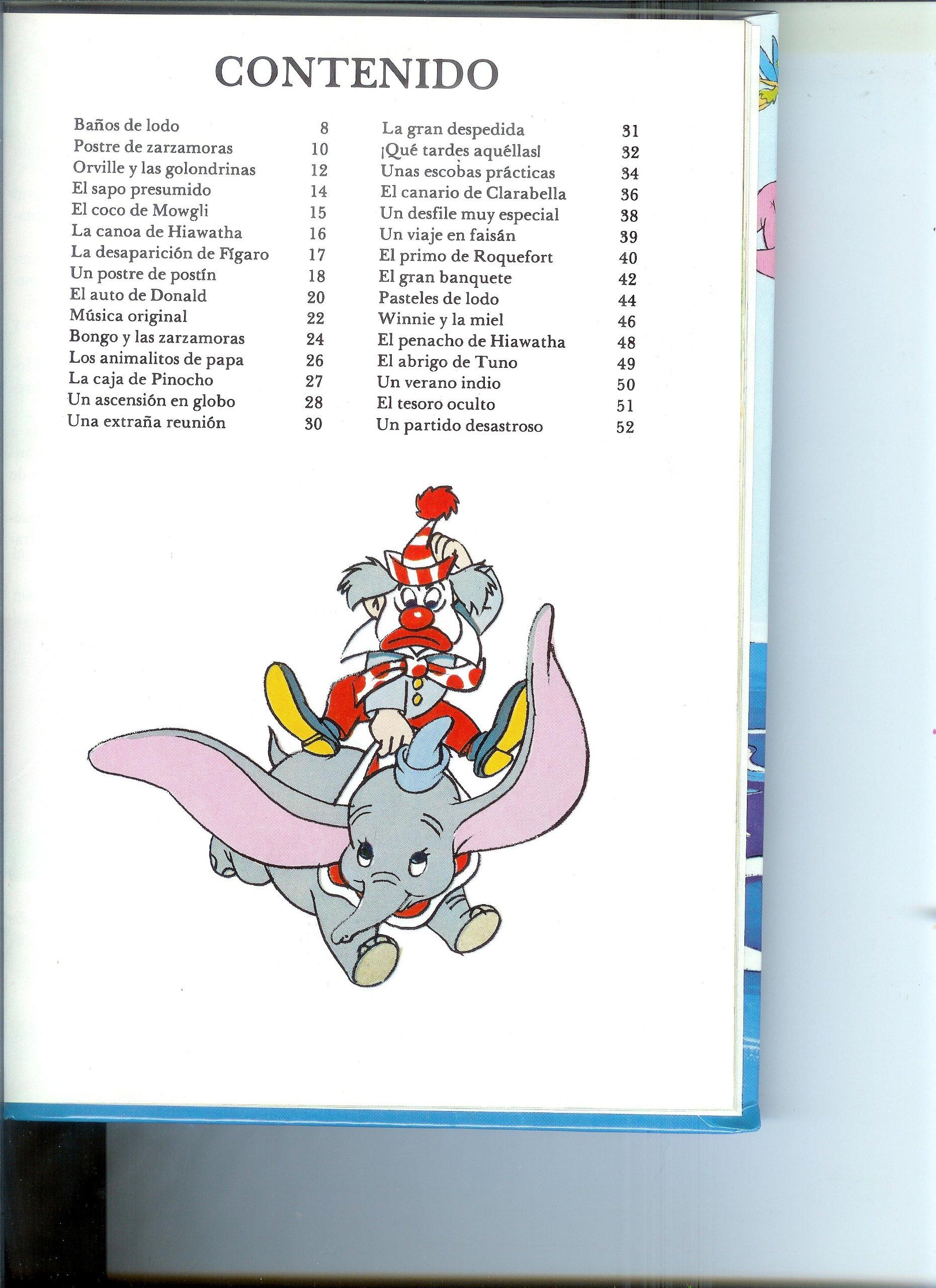 Walt Disney Presenta: Un Cuento para cada Dia Septiembre: 9789706113054: Amazon.com: Books