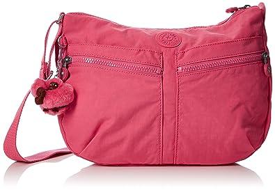eb9d46d7f48 Kipling Izellah, Women'S Cross-Body Bag, Pink - City Pink, 33X23X12 cm - B  X H T: Amazon.in: Shoes & Handbags