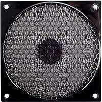 SilverStone Technology, Filtro de ventilador de 120 mm con rejilla (negro)