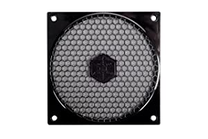 SilverStone Technology SST-FF121 120mm Ultra Fine Fan Filter with Magnet Cooling