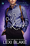 No Love Lost (Masters and Mercenaries: The Forgotten Book 5) (English Edition)