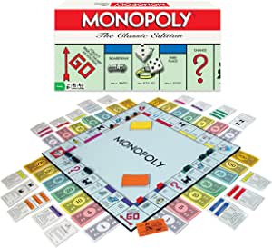 Monopoly: The Classic Edition: Amazon.es: Juguetes y juegos