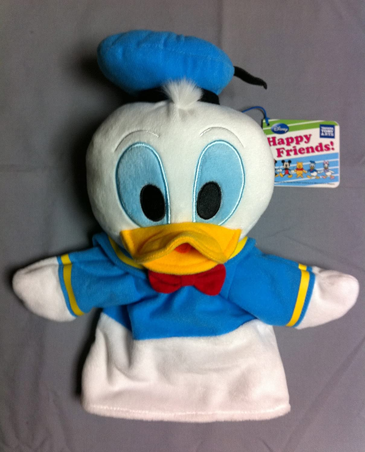 Donald Duck Hand Puppet Disney Happy Friends Series