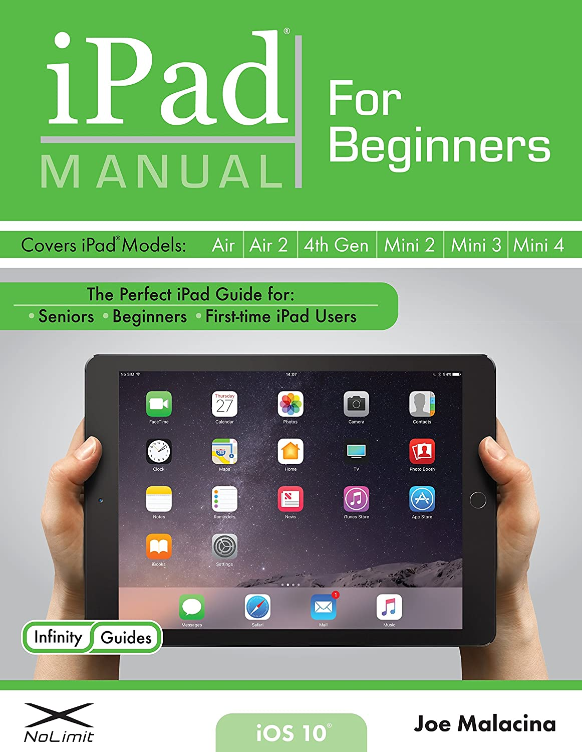 Amazon Ipad Manual For Beginners The Perfect Ipad Guide For