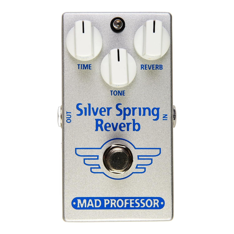 Mad Professor マッドプロフェッサー エフェクター FACTORY Series リバーブ Silver Spring Reverb FAC 【国内正規品】   B00ABQCDNK