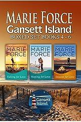 Gansett Island Boxed Set Books 4-6 Kindle Edition