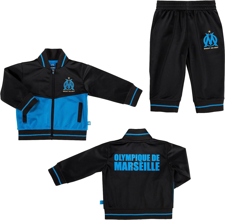 OLYMPIQUE DE MARSEILLE Olympique de Marsella survetement Om bebé ...