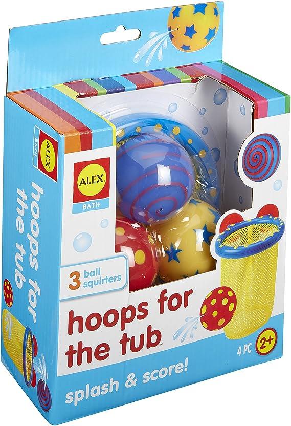 Alex- Baloncesto en la bañera (694): Amazon.es: Juguetes y juegos