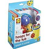 Alex Bath Hoops in The Tub Kids Bath Toy
