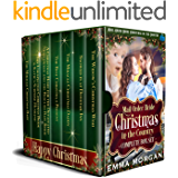 Mail Order Bride Christmas in The Country Complete Box Set: 7 Book Boxset