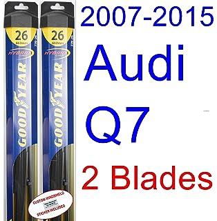 2007-2015 Audi Q7 Replacement Wiper Blade Set/Kit (Set of 2 Blades