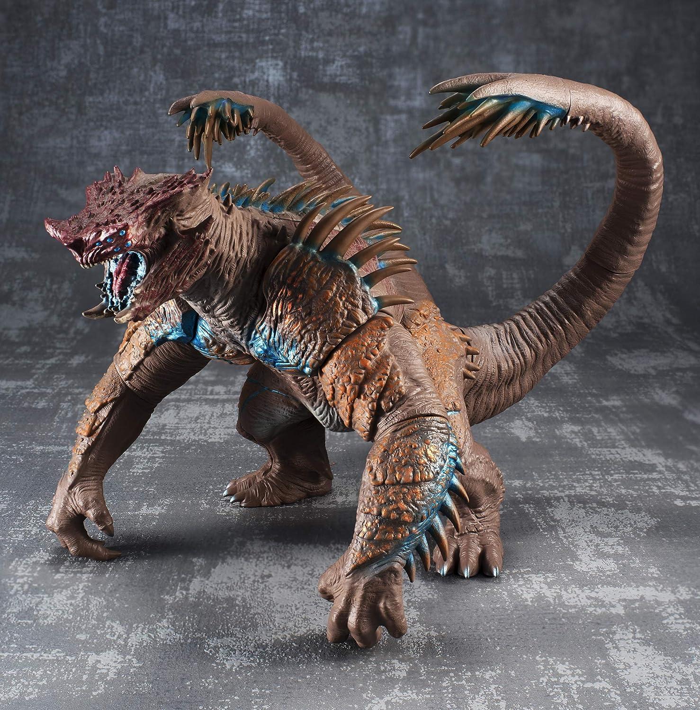 Bandai Sofvi Spirits Pacific Rim Uprising Kaiju Shrikethorn Figure IN STOCK USA