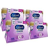 Enfamil Neuropro Gentlease Ready To Feed Baby formula milk, 8 Fl. Oz. (24Count) - Mfgm, Omega 3 Dha, Probiotics, Iron & Immune Support