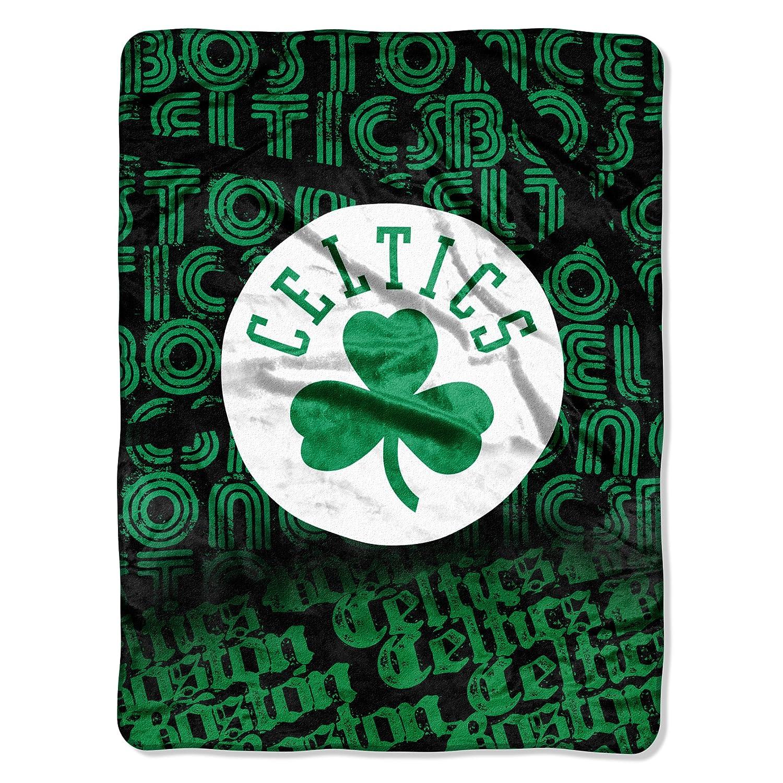 Northwest NBA Boston Celtics-Episoden Micro Raschel Überwurf Decke, 46x 152,4cm 46x 152 4cm The Northwest Company 1NBA/05900/0002/AMZ
