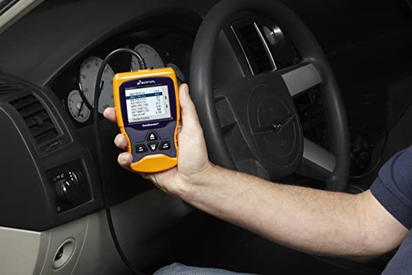 Actron CP9670 gains its name from is unique ability to read and erase ABS codes, battery and alternator codes as well as power train codes.
