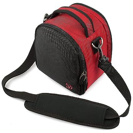 VG Red Laurel - Bolsa de Transporte para cámara réflex Digital ...