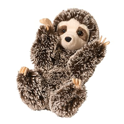 Douglas Chaz Sloth Handful Large Plush Stuffed Animal: Toys & Games